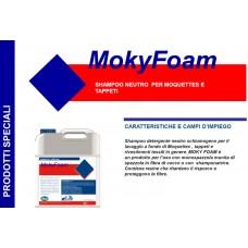 B - Shampoo neutro per moquettes MokyFoam