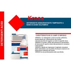 R - Detergente disincrostante Kross