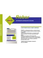 V - Detergente sgrassante inodore Robor