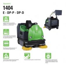 Spazzatrice 1404 E - DP-P - DP-D